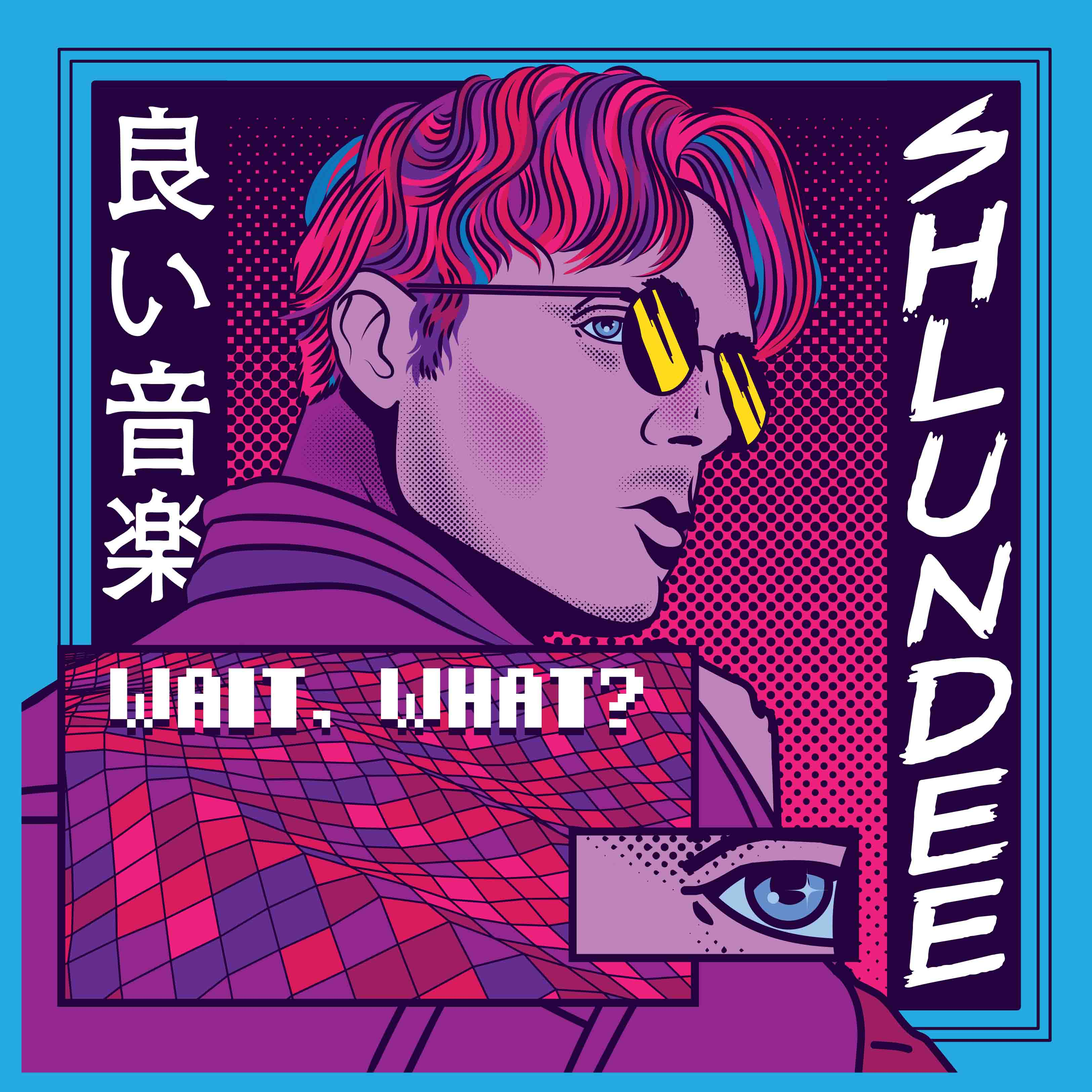 WAIT, WHAT? — SHLUNDEE