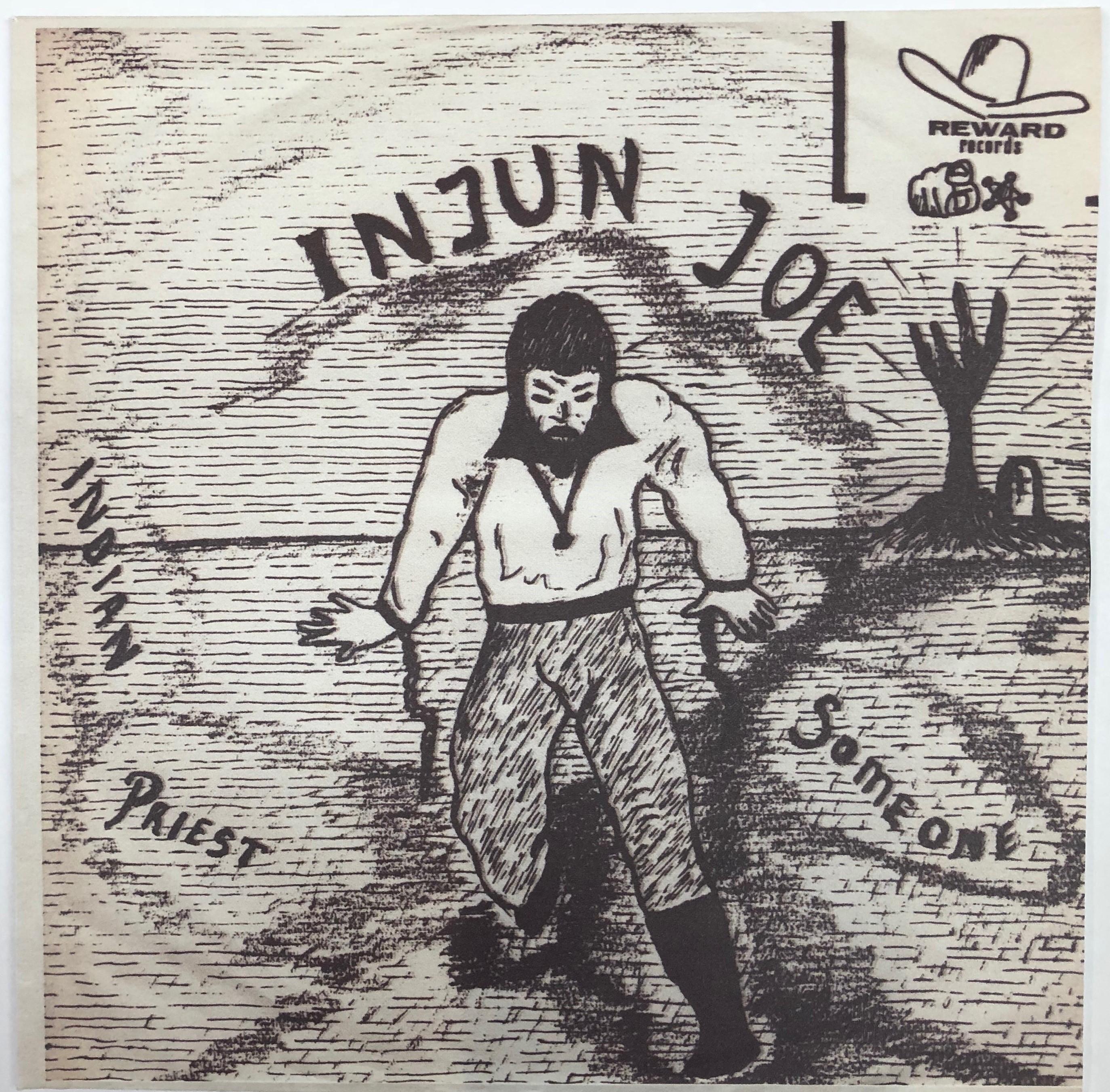 INDIAN PRIEST/ SOMEONE — INJUN JOE