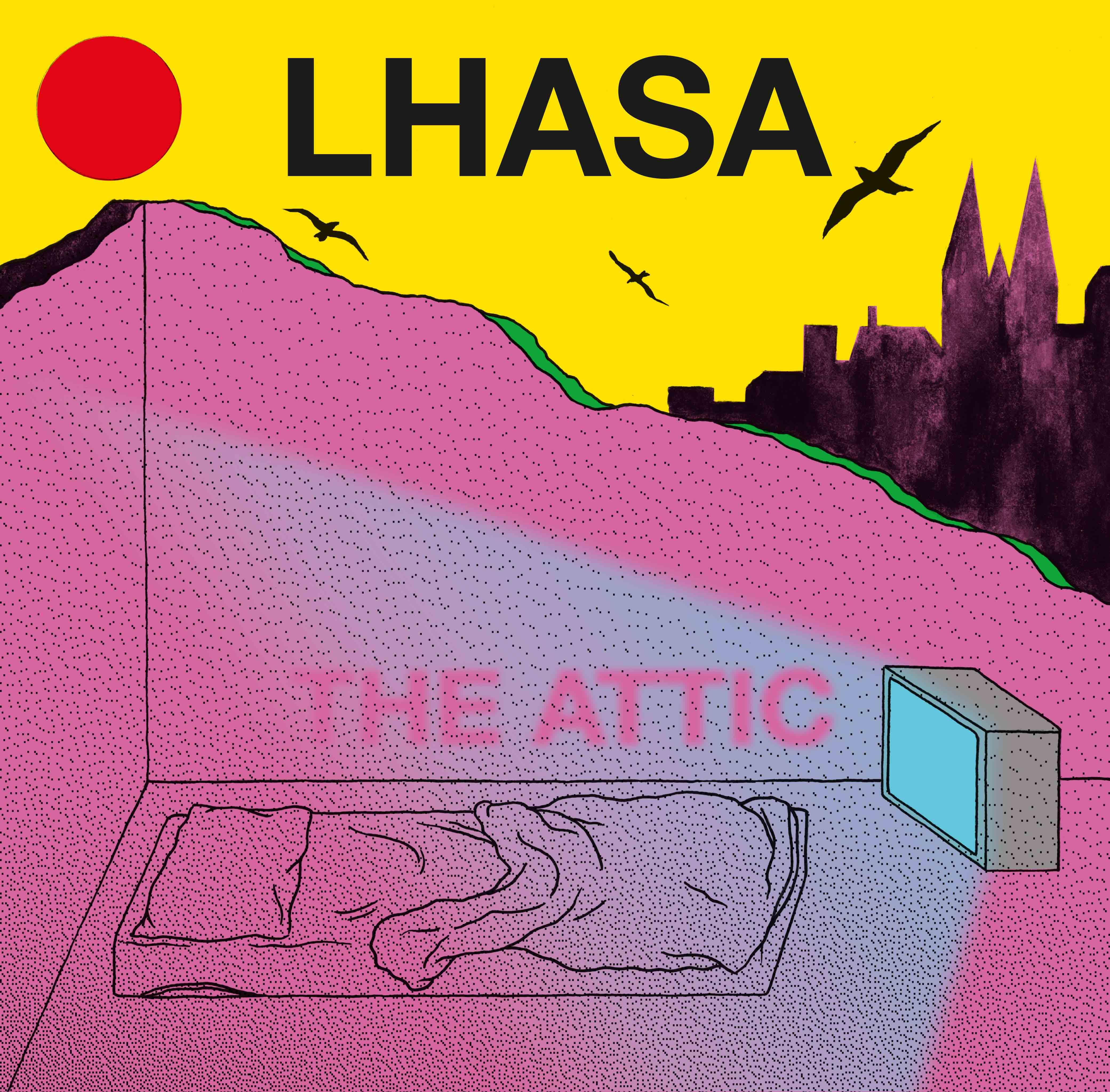 THE ATTIC / SEXXOR — LHASA